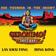 Geronimo Hong Kong website